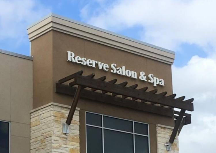 Reserve Salon & Spa is home to several small businesses. (Courtesy Reserve Salon & Spa)