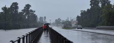 Hurricane Harvey hit the Houston region in 2017. (Vanessa Holt/Community Impact Newspaper)