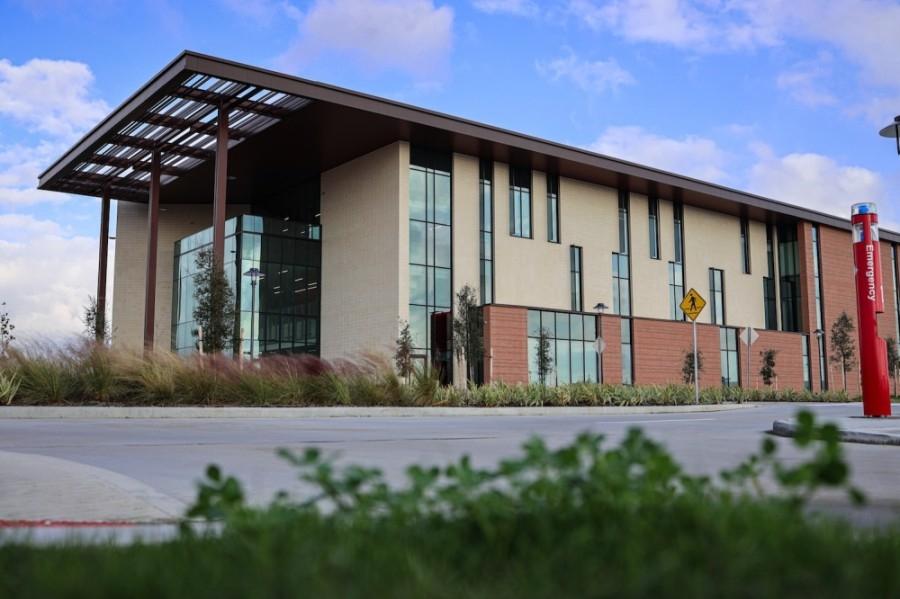 The University of Houston System instruction site in Katy hosts both the University of Houston at Katy and the University of Houston-Victoria at Katy. (Courtesy University of Houston)