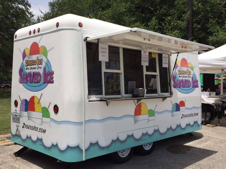 Zydeco Ice celebrates 15 years of business in Georgetown. (Courtesy Zydeco Ice)