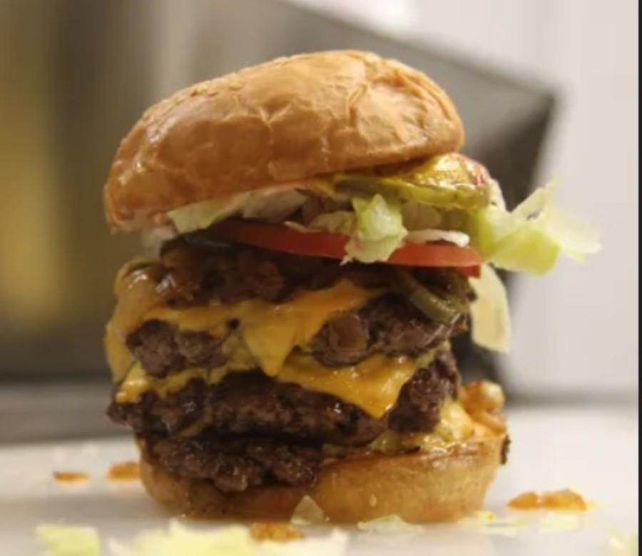 Sky Rocket Burger is opening soon in Frisco. (Courtesy Sky Rocket Burger)