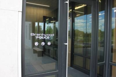 The city will host a grand opening April 29 for the new Brentwood Police Department headquarters. (Courtesy city of Brentwood)