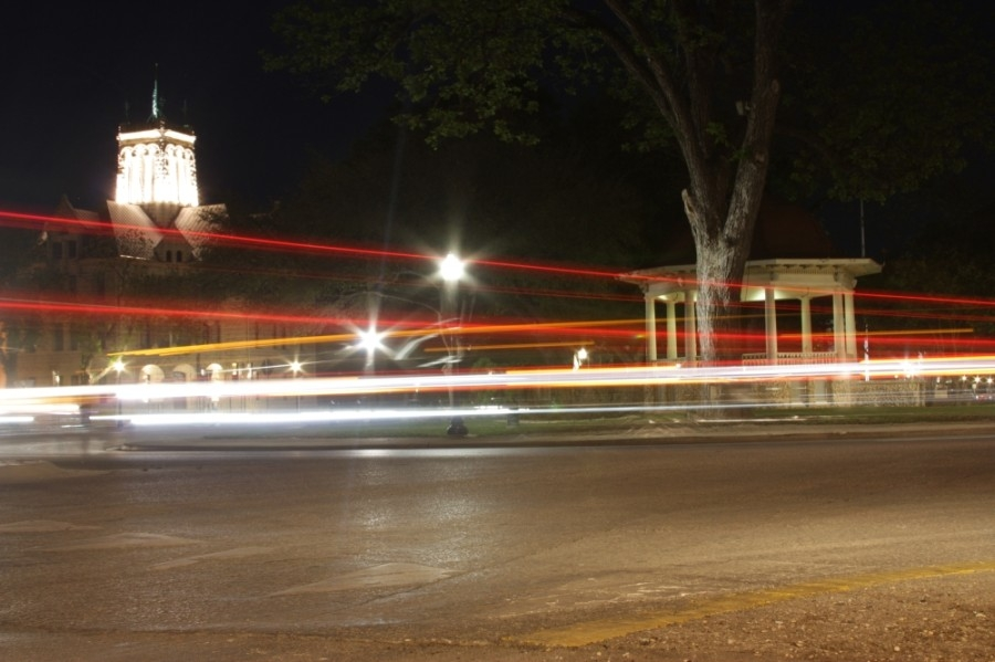 The downtown area will have access to faster internet service. (Lauren Canterberry/Community Impact Newspaper)