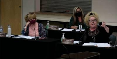 Dawn Foley, Sherry Richards, Jillian Fulton