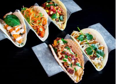 Velvet Taco officially opened at Rice Village on April 26. (Courtesy Velvet Taco)