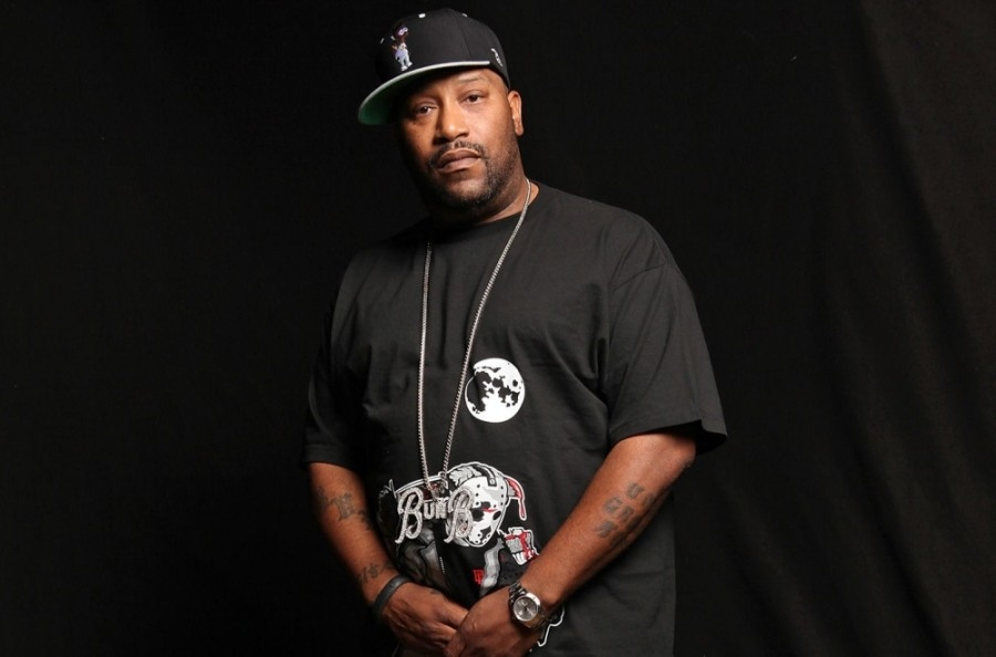Houston-based rapper Bun B is partnering with the Houston Music Foundation, Houston Methodist Hospital System and the Heights Theater on vaccine drives scheduled in May and June. (Courtesy Bun B)