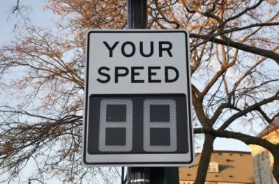 Digital speed signs have been installed along FM 423 in Frisco. (Courtesy Adobe Stock)