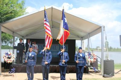 Sugar Land will host its annual Memorial Day ceremony May 31. (Courtesy city of Sugar Land)