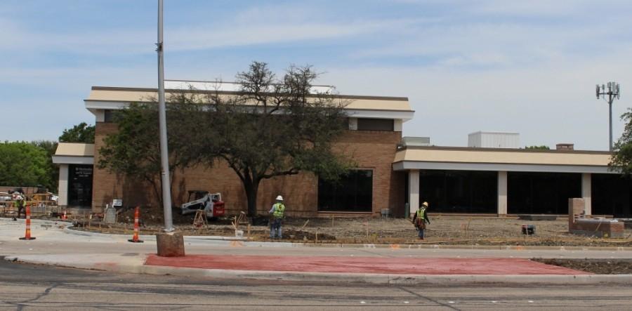 Richardson senior center.
