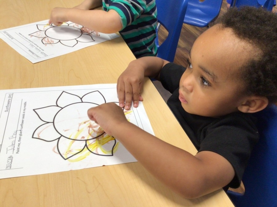 Ivy Kids Manvel is an early-childhood education center and offers play-based learning and activities. (Courtesy Ivy Kids Manvel)