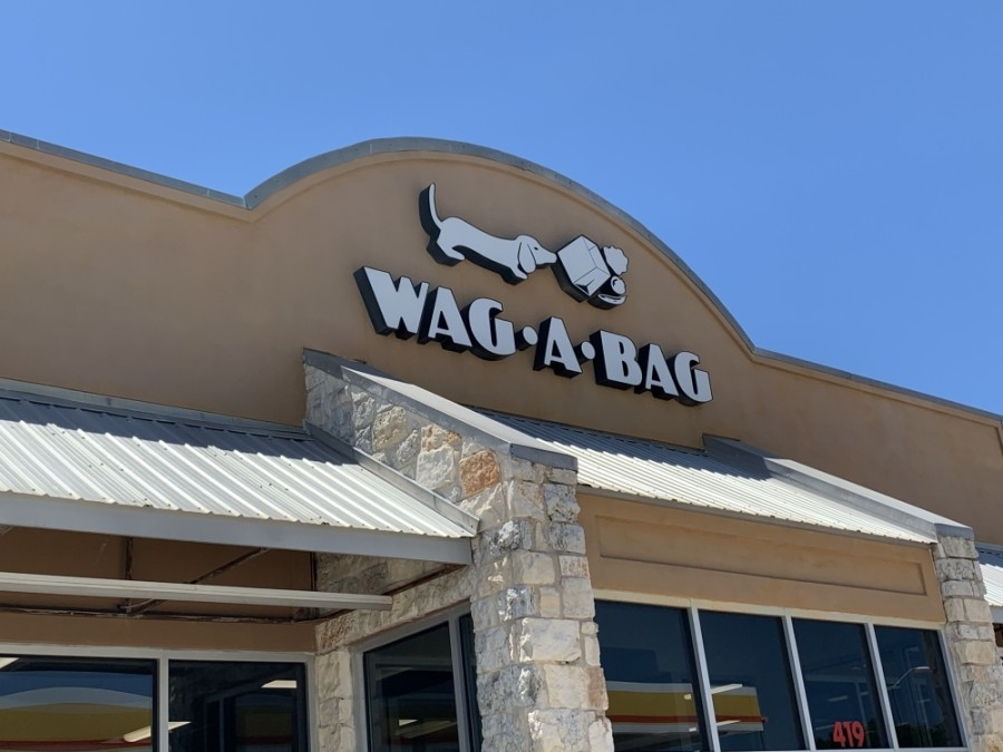 Wag-A-Bag is headquartered in Round Rock. (Megan Cardona/Community Impact Newspaper)