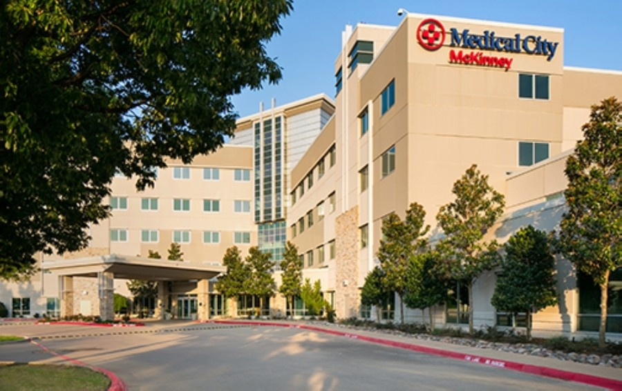Medical City McKinney marked its 100th anniversary in April. (Courtesy Medical City McKinney)