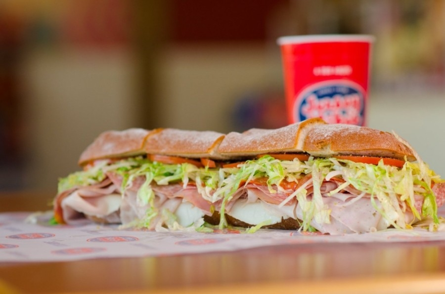 Jersey Mike's Subs.