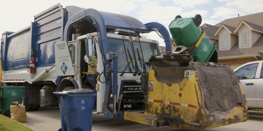 McKinney City Council approved a rate increase for trash pickup services May 4. (Courtesy city of McKinney
