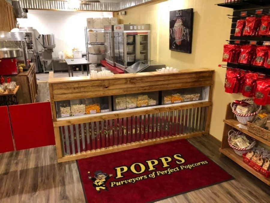 POPPS opened in its new, larger location in Old Town Spring at 216 Midway St., Spring, on April 29. (Courtesy POPPS)