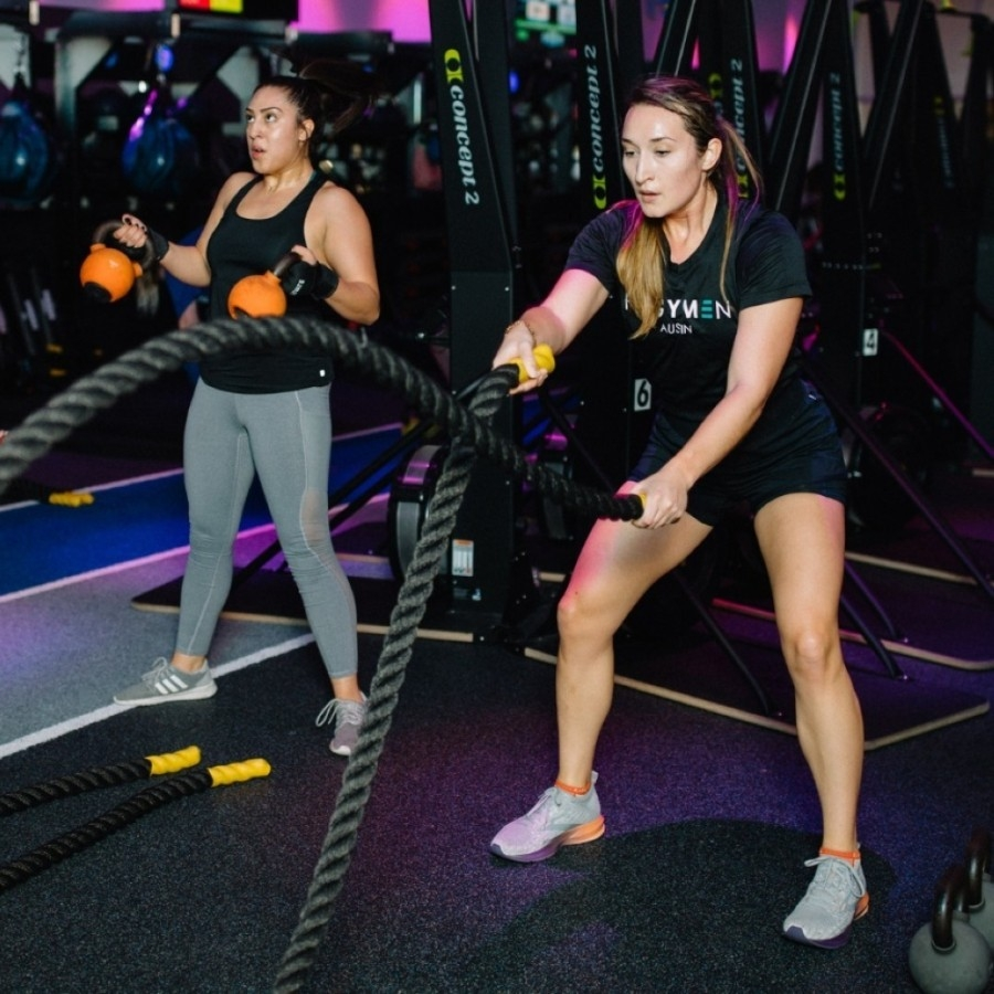 Regymen Fitness opened a location in Round Rock in April. (Courtesy Regymen Fitness)