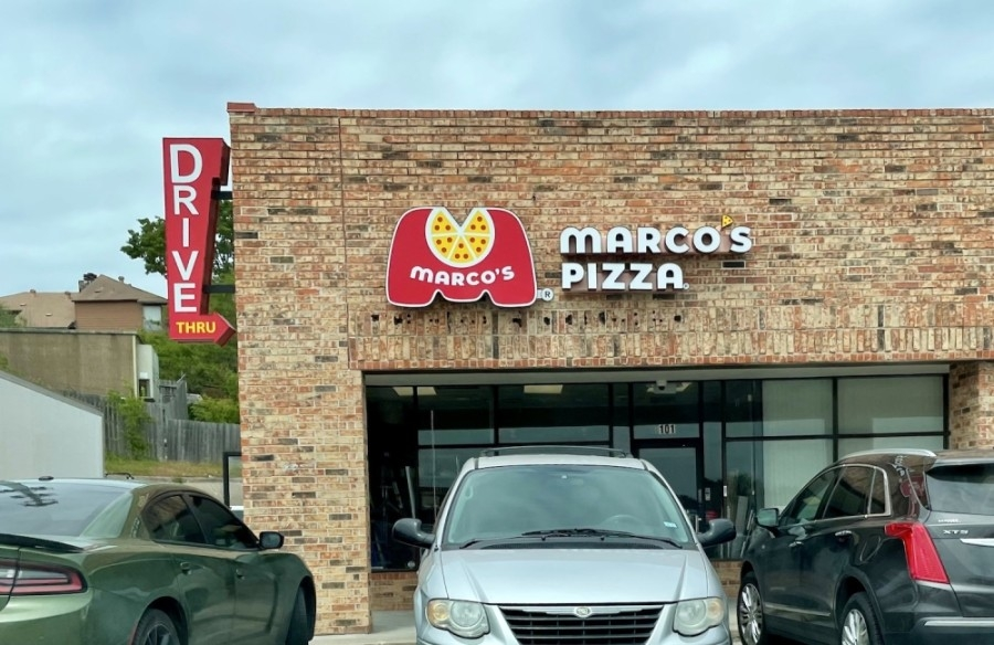 Marco's Pizza will open a South Austin location later this month. (Nicholas Cicale/Community Impact Newspaper)
