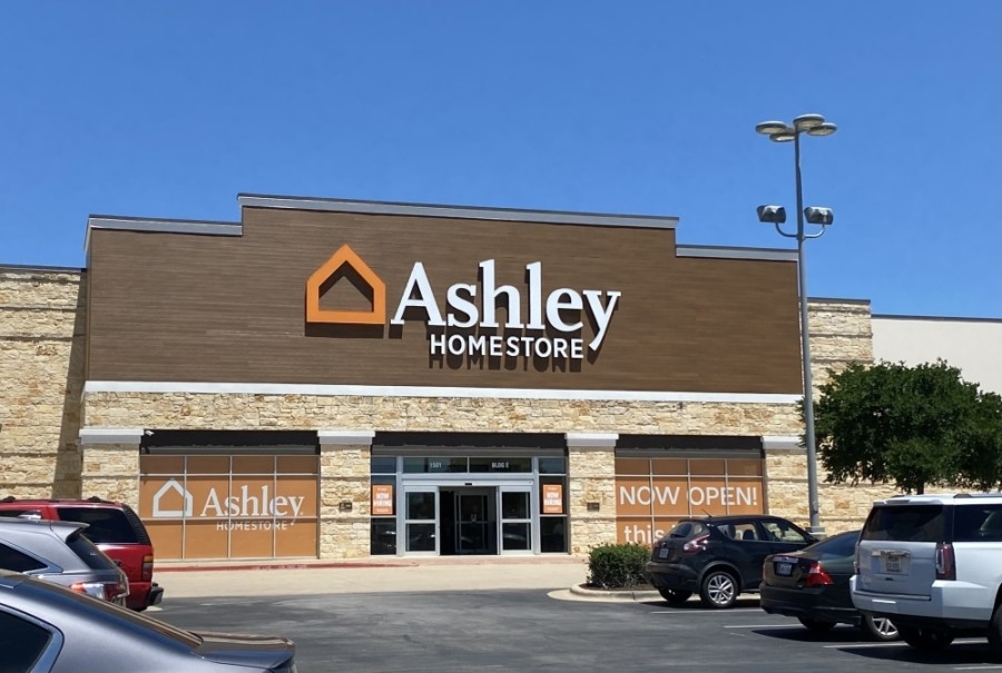Ashley Home Opens In Cedar Park, Ashley Furniture San Marcos Texas