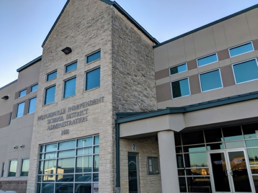 Pflugerville ISD administrative building