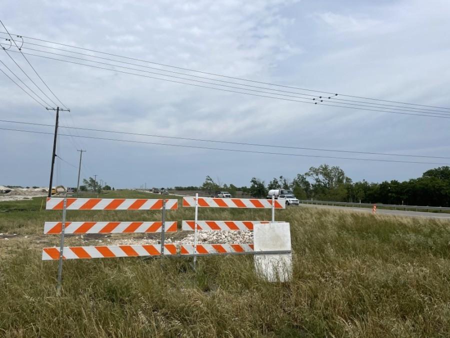 Program plans call for expanding University Boulevard between A.W. Grimes Boulevard and SH 130. (Megan Cardona/Community Impact Newspaper)