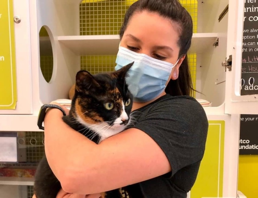 Texas Litter Control will also offer dog and cat adoptions at its new Humble clinic. (Courtesy Texas Litter Control)