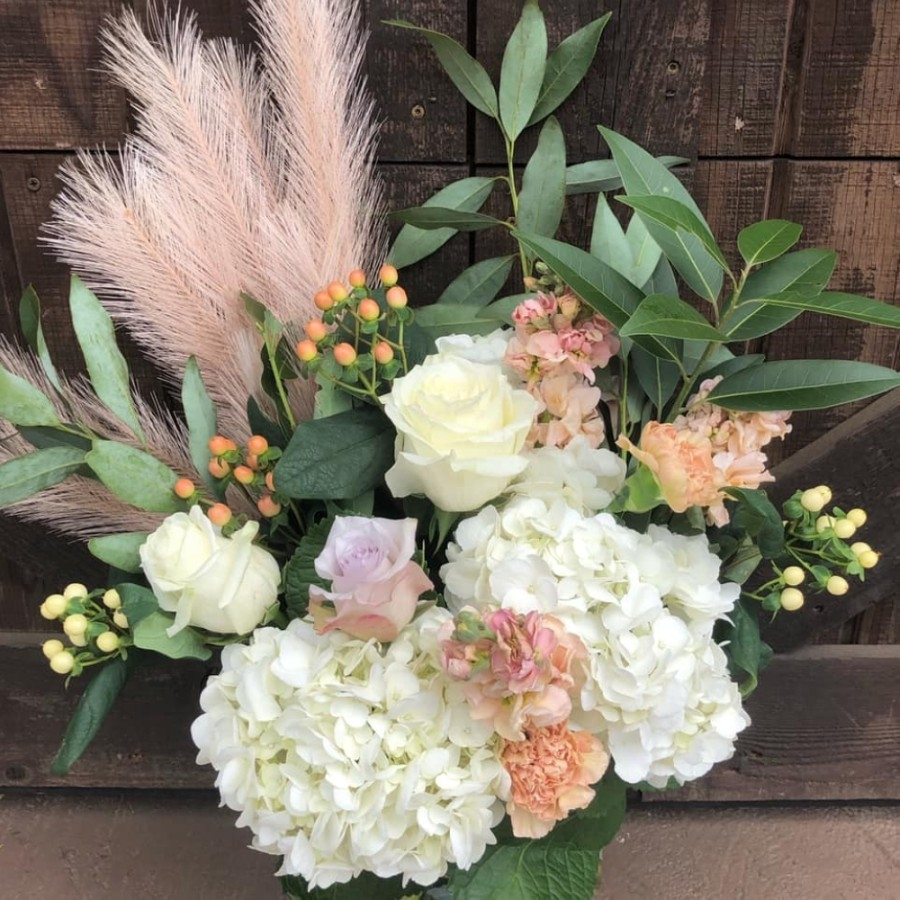 Trophy Blooms specializes in floral designs and event planning. (Courtesy of Trophy Blooms)