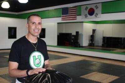 Donald Garcia, Unstoppable Martial Arts