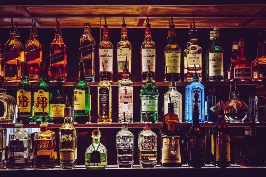 CPs Liquor carries a large variety of liquor. (Courtesy Pexels)