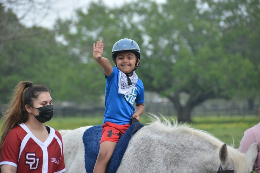 SIRE was founded in 1983 and aims to improve the quality of life for people with special needs through therapeutic horsemanship activities and educational outreach. (Courtesy SIRE Therapeutic Horsemanship)