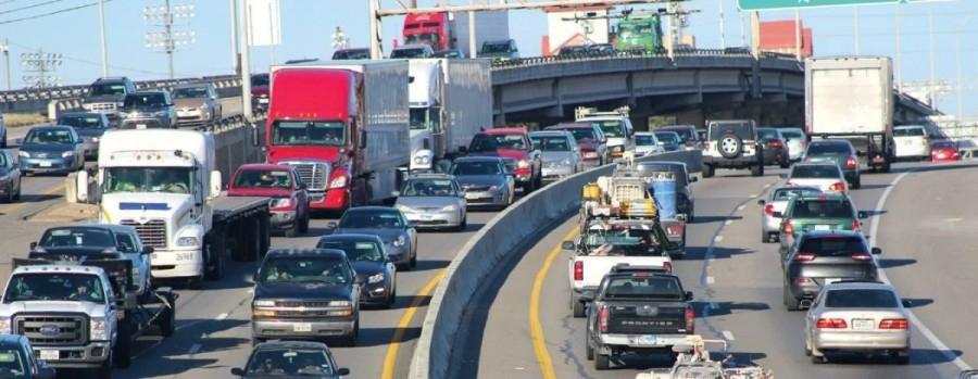 I-35 delays