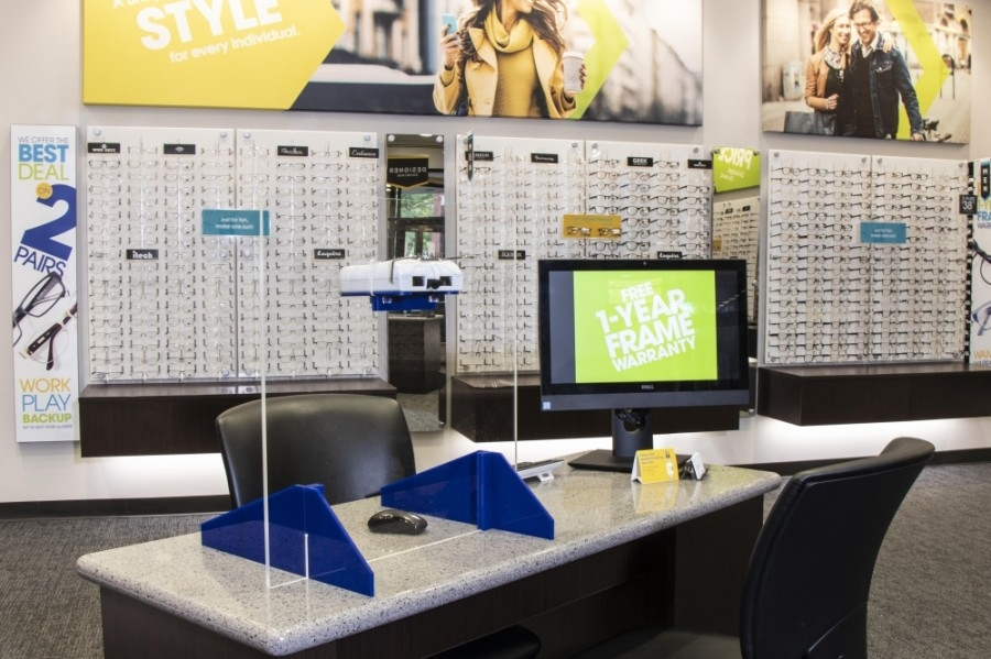 Eyemart Express opened May 17 in its new location in Round Rock. (Courtesy Eyemart Express)