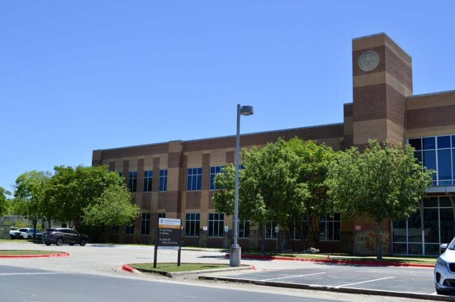 Leander ISD administrative building