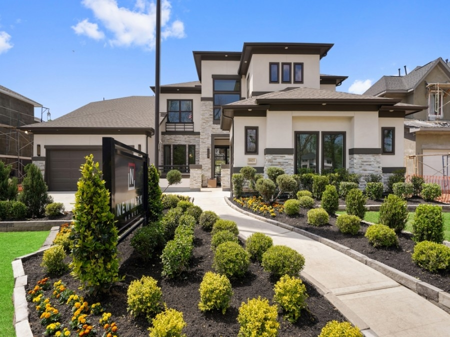 Newmark Homes' model house is located at 1923 Regal Water Drive, Missouri City. (Courtesy Newmark Homes)