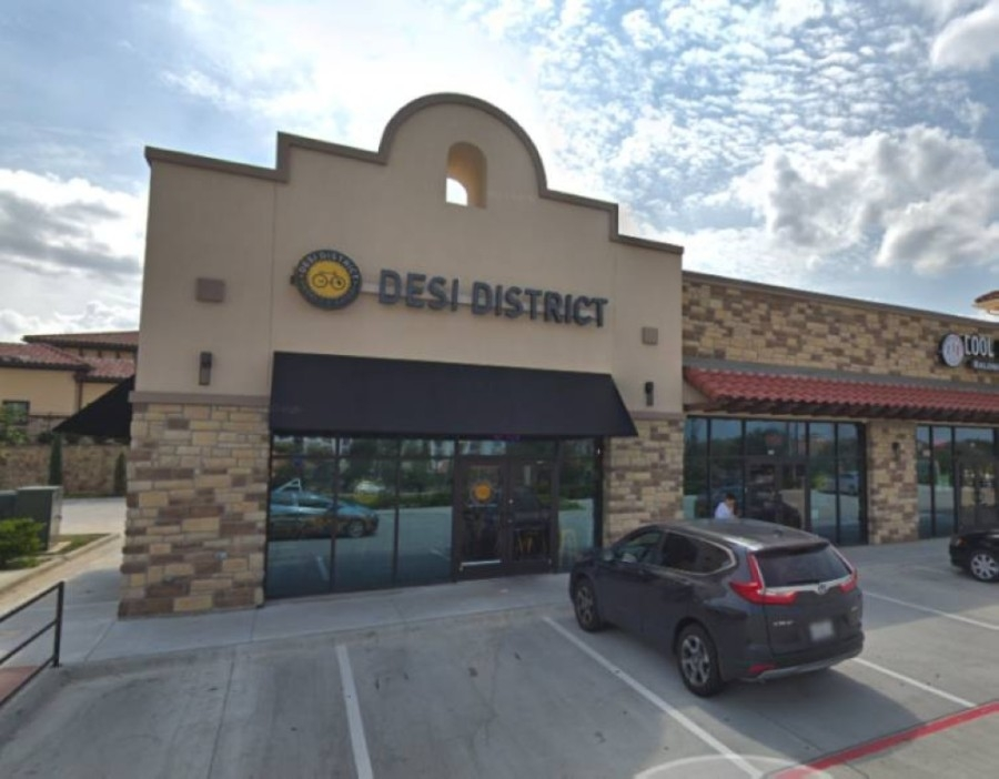 Desi District grocery and restaurant is planning to open a location in McKinney. It also has locations in Irving and Plano. (Courtesy Google Maps)