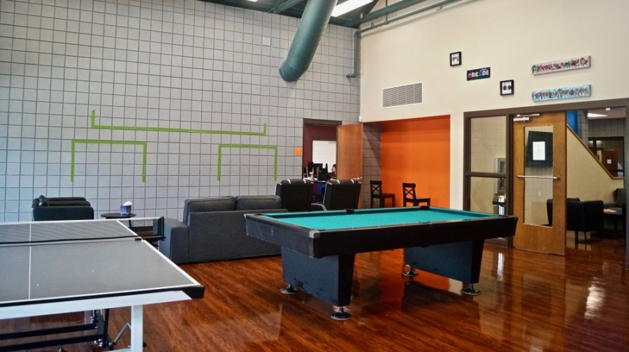 Remaining spaces at the Pflugerville Recreation Center also reopen June 1, including the fitness room, gaming area and senior activity room. (Kelsey Thompson/Community Impact Newspaper)
