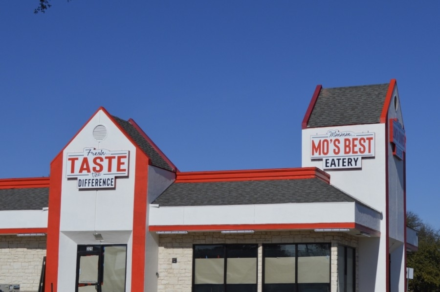mo's best eatery exterior