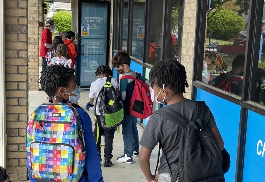 The Boys & Girls Clubs of Collin County are looking for drivers to help bring students to the clubs after school. (Courtesy Boys & Girls Clubs of Collin County)