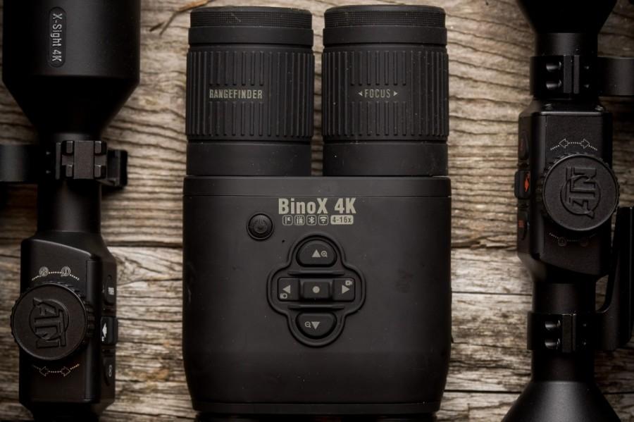 a pair of binoculars