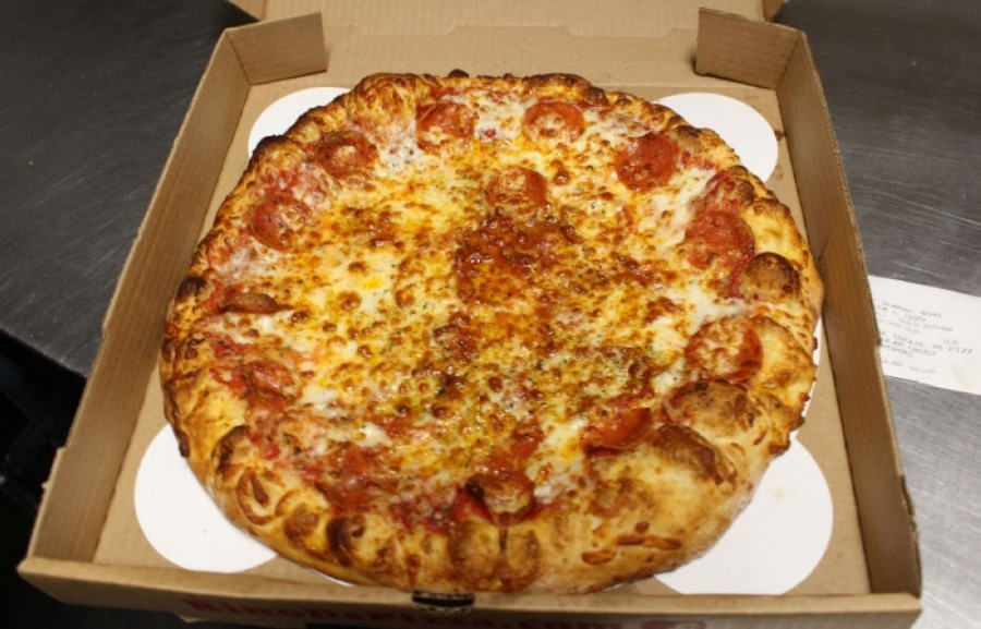 Rino D's pizza