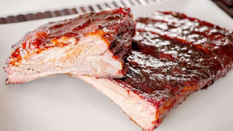 The eatery serves brisket, ribs and pulled pork, among other barbecue options. (Courtesy Texas BBQ Lab)