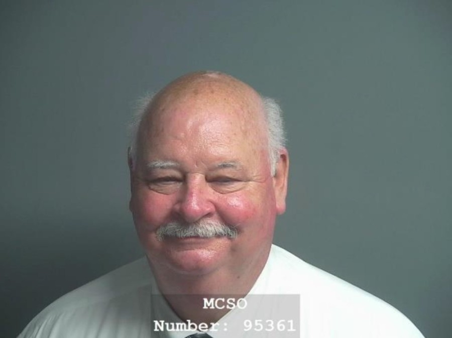 Gary Vincent, the former Magnolia Volunteer Fire Department chief, pleaded guilty to abuse of official capacity May 26. (Courtesy Montgomery County District Attorney's Office)