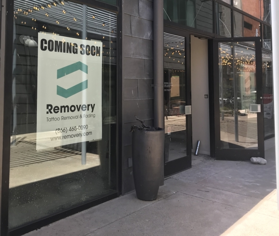 Removery, a tattoo removal shop, is making its way to South Congress Avenue this fall. (Community Impact Newspaper staff)