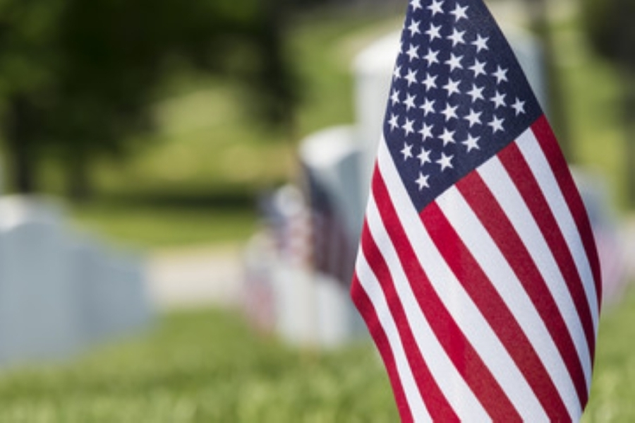 McKinney will recognize Memorial Day this weekend. (Courtesy Adobe Stock)
