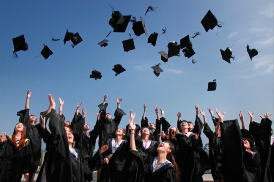 Fort Bend ISD graduation ceremonies will take place outdoors at Kenneth Hall Stadium. (Courtesy Pexels)