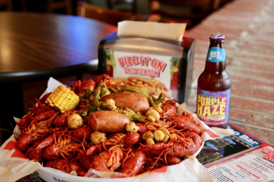BB's Tex-Orleans in Kingwood will serve boiled crawfish, shrimp po'boys, homemade gumbo other Cajun-inspired menu items. (Courtesy BB's Tex-Orleans)