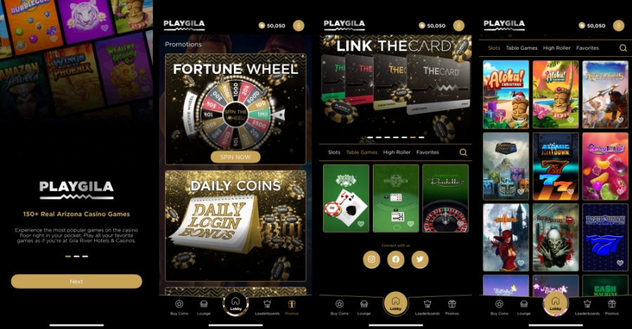 """Gila River Hotels & Casinos announced May 27 that Wild Horse Pass, Lone Butte and Vee Quiva are """"elevating the gaming experience"""" by offering guests a new way to enjoy casino games from the comfort of their own homes. (Courtesy Gila River Hotels & Casinos)"""