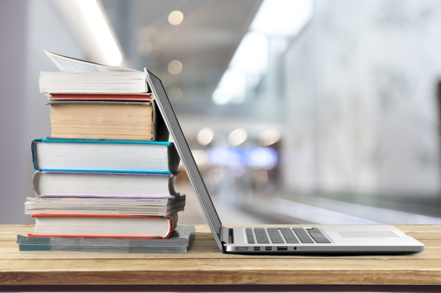Lone Star College-CyFair's branch of the Harris County Public Library system reopened June 1. (Courtesy Adobe Stock)