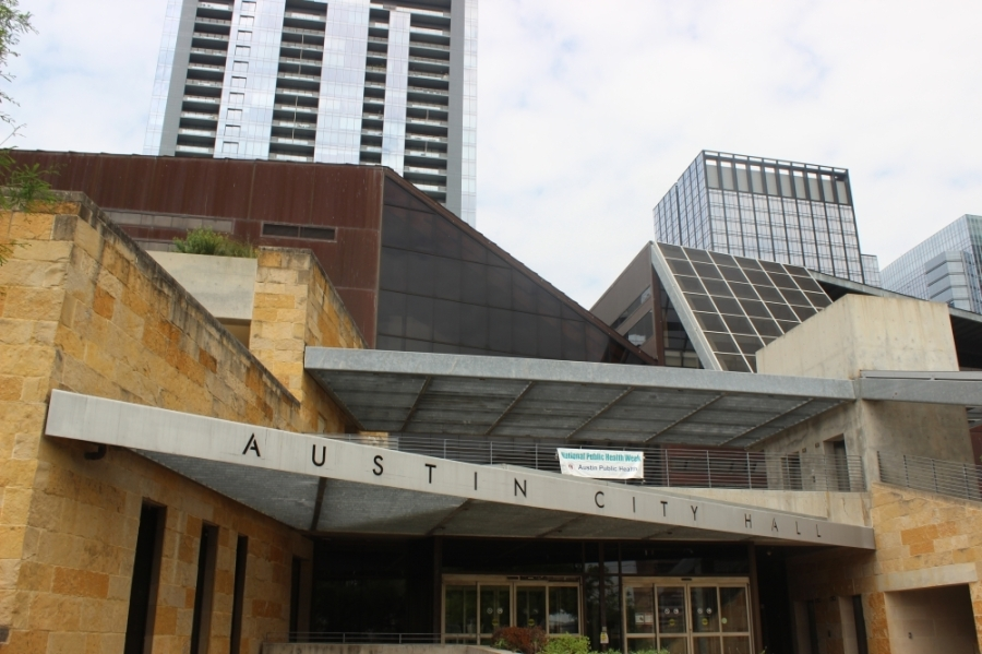 Several Austin City Council members said they are ready to resume in-person council meetings this summer. (Ben Thompson/Community Impact Newspaper)
