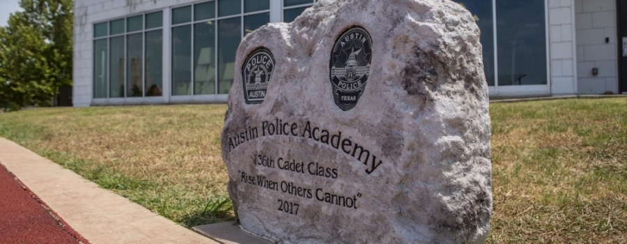 Austin City Council voted to reboot the police department's training academy May 6. (Courtesy Austin Police Department)