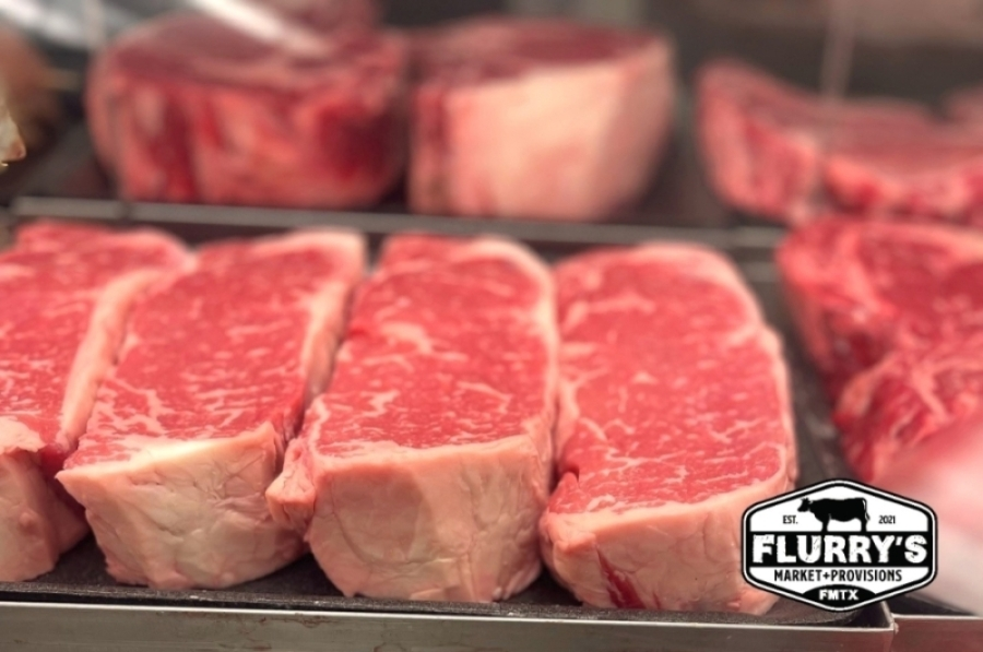 A butcher shop and a fresh seafood monger rolled into one, Flurry's will also feature a bistro and boutique with souvenirs. (Courtesy Flurry's Market/Community Impact)